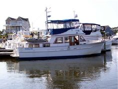 Albin 43 Trawler for sale, perfect for family cruising from Curtis Stokes and Assoc.
