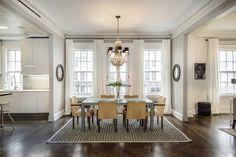 Uma Thurman's Condo, 1 Lexington Ave, New York, NY 10010 - page: 1 #mansionhomes #dreamhome #mansion