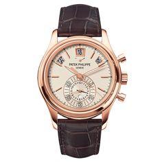 5e65d10d0f3 Patek Philippe Annual Calendar Chronograph Automatic Rose Gold (5960R) Cool  Watches