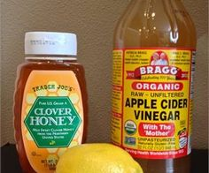 Remedies For Chest Congestion Apple Cider Vinegar, Honey, and Lemon - this drink will cut phlegm and soothe a sore throat! More home remedies for sinus and chest congestion/phlegm Home Remedies For Sinus, Chest Congestion Remedies, Natural Health Remedies, Natural Cures, Herbal Remedies, Natural Treatments, Natural Healing, Sore Throat Remedies For Adults, Allergy Remedies