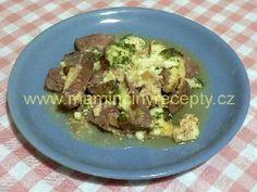 Kavkazská játra Ham, Potato Salad, Potatoes, Ethnic Recipes, Food, Hams, Potato, Hoods, Meals