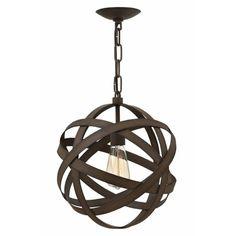 Found it at Wayfair.ca - Carson 1 Light Globe Pendant