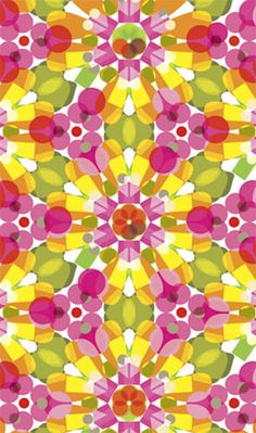 kaleidoscope designs - Google Search---many many images that can be the start