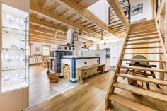Interior And Exterior, Interior Design, Rocket Stoves, Terrace Garden, Decoration, Kitchen Design, Kitchen Ideas, Cottage, House Design