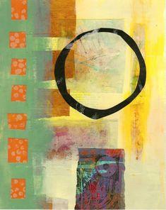 Mixed Media Journal, Mixed Media Art, Jane Davies, Contemporary Abstract Art, 3 Arts, Encaustic Painting, Paper Art, Layering, Gallery
