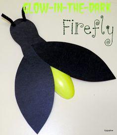 Tippytoe Crafts: Fireflies II