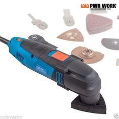 Renovator Saw - Super 37 accessori  inclusi  Attrezzo Brico - Mini Magic Deluxe