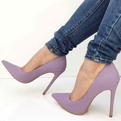 Pointed Toe Classic Pumps