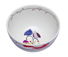 This Forest themed bowl features foxes running around the edge and a lovely image of birds and toadstools inside. It is part of a range of co-ordinati...