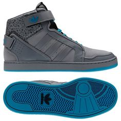 AR 3.0 SHOES Grey/Grey/Turquoise Q32533