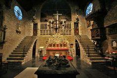 Jerusalem Church, Bruges, Flanders