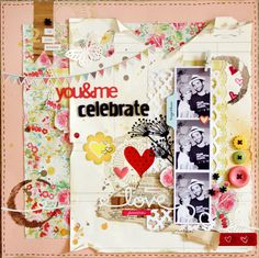 Celebrate Love - by Maisa Mendonca.  This is so, so pretty.