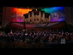 "Over the Rainbow - Mormon Tabernacle Choir.    ""Over the Rainbow"" was almost cut from ""The Wizard of Oz"", but won the Academy Award for Best Song in 1939."