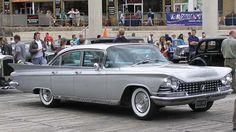 1959 Buick Electra 4-Door Sedan