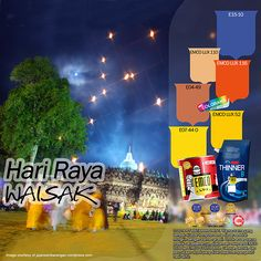 Hari Raya Waisak http://www.matarampaint.com/detailNews.php?n=415 #emcolux #kayu #besi #surabaya #olshopindo #emco #paint #juara #indonesia #heritage #colorful #colors #style #styles #wow #designideas #idea #ideas #designer #creative #waisak #borobudur #candi #likeforlikes #follow4follow #interior #interiordesign #decor #decoration #decorations