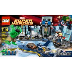 Know a Marvel-mad LEGO® fan? Discover Marvel Super Heroes themed LEGO sets, and let little ones role-play their favourite scenes. Shop now Avengers 2012, Hulk Avengers, Loki Marvel, Marvel Jokes, Top Christmas Toys, Christmas Ideas, Christmas Shopping, Christmas Gifts, Avengers