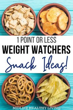 health plan These 1 Point Weight Watchers Snacks are a great way to keep your daily and weekly points low without feeling hungry or deprived. Try adding some of these low point snacks to your next Weight Watchers Meal Plan! Weight Watcher Desserts, Weight Watchers Snacks, Weight Watcher Dinners, Weight Watchers Program, Plats Weight Watchers, Weight Watchers Meal Plans, Weigh Watchers, Weight Loss, Recipes