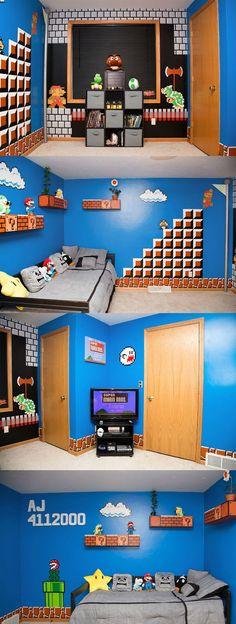 Cuarto de Mario Bros