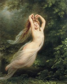 Le Premier Dejeuner -Fritz Zuber-Buhler – November was a Swiss painter in the style of Academic Classicism, born at Le Locle in Switzerland Figure Painting, Painting & Drawing, Classic Paintings, Pre Raphaelite, Classical Art, Classical Realism, Art Graphique, Erotic Art, Faeries