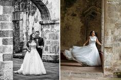 Trash de Dress en Desierto de los Leones One Shoulder Wedding Dress, Wedding Dresses, Weddings, Bridal Dresses, Bridal Gowns, Wedding Gowns, Weding Dresses, Wedding Dress, Dress Wedding