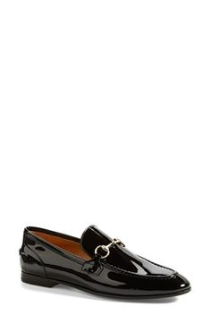 Gucci  New Power  Patent Leather Loafer available at  Nordstrom Buy Shoes b5815e74220a7
