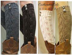 legwarmer boot socks