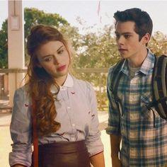Stiles and Lydia, Teen Wolf Teen Wolf Mtv, Teen Wolf Dylan, Teen Wolf Stiles, Dylan O, Parrish Teen Wolf, Dilan O Brien, Stiles And Lydia, Just Deal With It, Dylan Sprayberry
