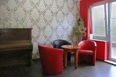 Aktiv & Vital Hotel Thüringen, Raucherlounge