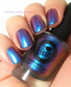 I Love Nail Polish Birefringence (H)