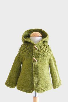Green Baby Knitting Patterns