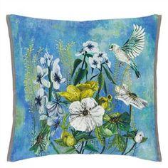 Masson Azure Cushion