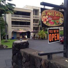 1. Da Poke Shack, Kailua-Kona