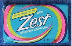 Flyer Goodness: Vintage Detergent Boxes