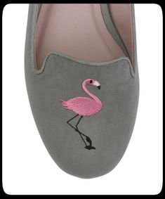 Pink Haired Princess: Fancy A Flamingo?