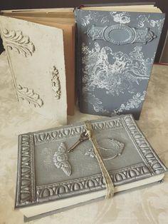 libri creativi con timbri e stampi IOD #creativeiod #libricreativi #timbriIOD #IOD