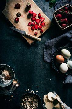Strawberry Gingerbread Dutch Baby with Vanilla Crème Fraîche + A Croatia Workshop!