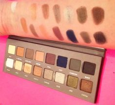 Review, Swatches, LORAC, Cosmetics, Pro, Palette, 2, Skinny, Navy, Eye, Shadow, Palette, Best, Makeup, Kit #bstat