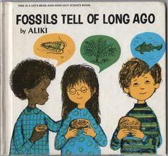 Fossils Tell Of Long Ago by Aliki Brandenberg  by SunsetStreet, $7.00