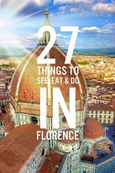 27 Things To See, Eat And Do On a Long Weekend in Florence! - Hand Luggage Only - Travel, Food & Home Blog