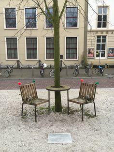 Den Haag Street Art Lange Voorhout