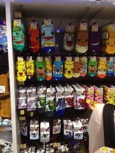 Pokemo Center Mega Tokyo Pokemon Socks