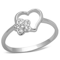 Flower Of Love Ring