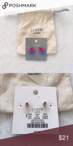 J. Crew Earrings J. Crew Earrings- NWT 🍍Bundles well with other Jewelry items in my closet🍍 kate spade Jewelry Earrings