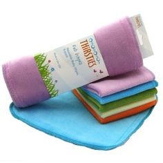 "Cloth Diapers: Using Cloth Wipes for a Healthy ""Bottom"" Line #clothdiapers #attachmentparenting"