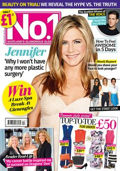 Take a look at issue 157! #no1magazine #scotland