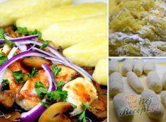 Recepty na omáčky - k masu nebo těstovinám | NejRecept.cz Tacos, Anna, Mexican, Chicken, Meat, Ethnic Recipes, Mexicans, Buffalo Chicken, Cubs