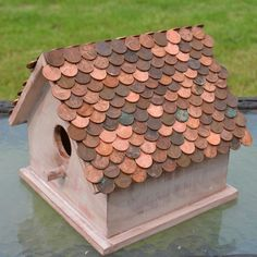 """45 Likes, 4 Comments - Dream a Little Bigger (@dreamalittlebiggerblog) on Instagram: """"Mimmie gave me enough pennies to cover my bathroom floor but I put the house on the market and the…"""""""
