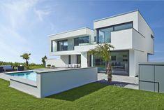Finde moderne Häuser Designs: VILLA BELICE. Entdecke die schönsten Bilder zur Inspiration für die Gestaltung deines Traumhauses.