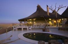 Little Kulala in Namibia, South Africa. Featured in the June 2011 issue of D Pages. Image courtesy of Laurie Owen Interiors.