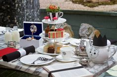 Luna & Curious curates the Afternoon Tea at Sanderson